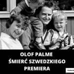 Olof Plame - śmierć szwedzkiego premiera