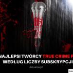 Najlepsi twórcy true crime PL Część 2
