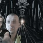 Rzucili się pod pociąg