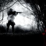 Żołnierz udusił i spalił żonę na stosie…